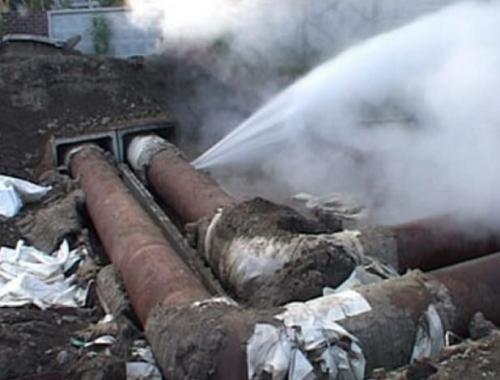 Коммунальная авария в Биробиджане: без тепла осталось полгорода