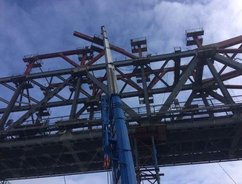 В завершающей стадии находится строительство моста Нижнеленинское-Тунцзян