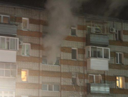 Десять человек эвакуировали из пятиэтажного дома в Биробиджане
