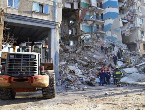 Пострадавший в Магнитогорске дом хотят восстановить