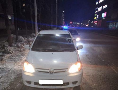 Автомобиль насмерть сбил пешехода в Биробиджане