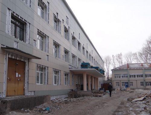 Как проходит капремонт детской областной больницы (ФОТО)