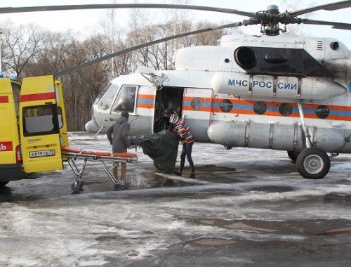 Беременную биробиджанку санавиацией доставили в Хабаровск