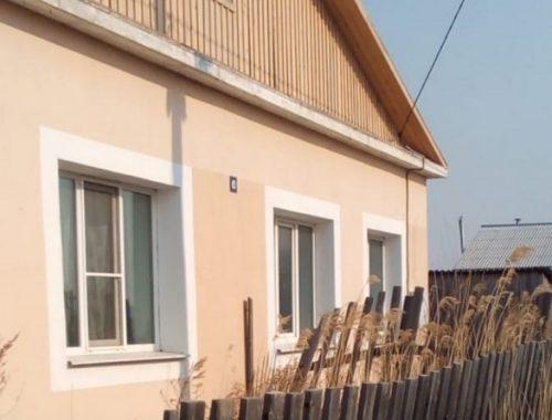 В доме с кучей нарушений живут жертвы наводнения 2013 года