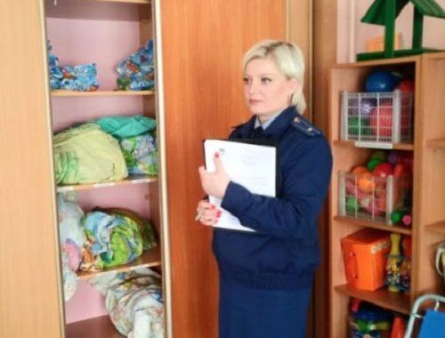 Детский сад в Биробиджане навестила прокуратура