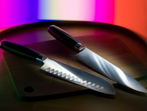 Из магазина в Биробиджане украли два ножа