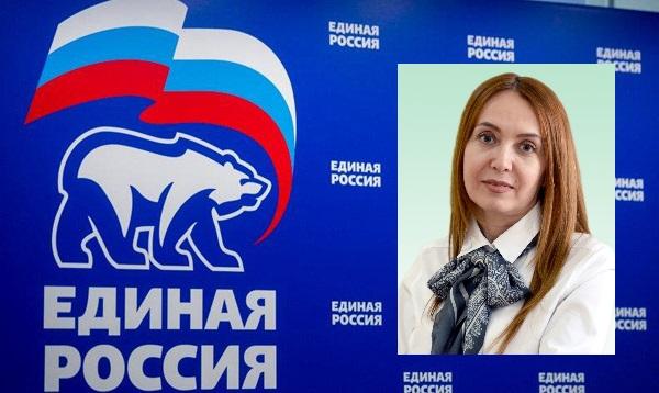 Источник: Наталья Баженова с большой долей вероятности возглавит региональное отделение «Единой России»