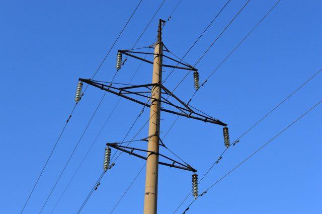 Энергетики восстанавливают электроснабжение в поселках области