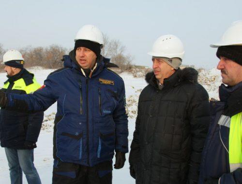 Строительство моста в с. Нижнеленинском вселило оптимизм в губернатора ЕАО