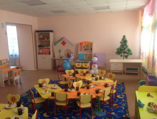 В Облучье торжественно открылся новый детский сад