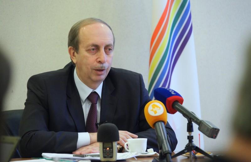 Александр Левинталь занял одно из последних мест в рейтинге губернаторов