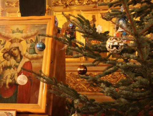 Рождество Христово встретили жители Еврейской автономной области