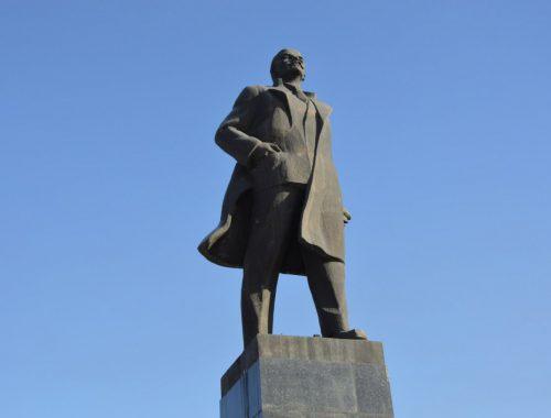 Биробиджанские коммунисты почтили память Владимира Ленина