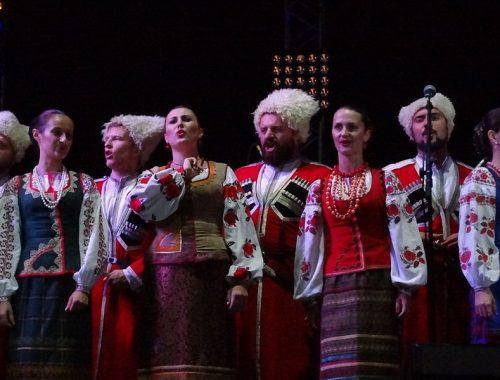 Кубанский казачий хор выступит в Биробиджане