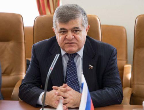Сенатор от ЕАО Владимир Джабаров предложил литовскому сейму вернуть России Вильнюсский край