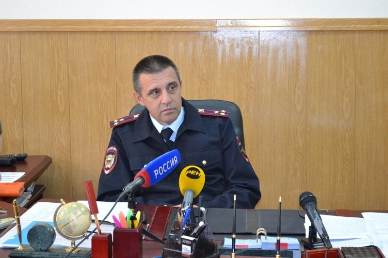 Отставной полковник полиции Анатолий Мелешко стал заместителем начальника управления экономики мэрии