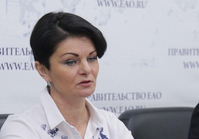 Галина Соколова: В ЕАО будет создан Центр поддержки предпринимательства