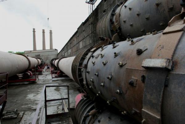Новые увольнения планируются на Теплоозерском цемзаводе