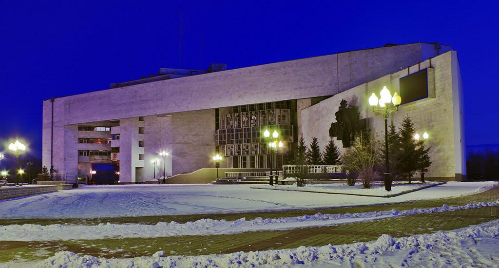 Учреждения культуры закрылись в ЕАО
