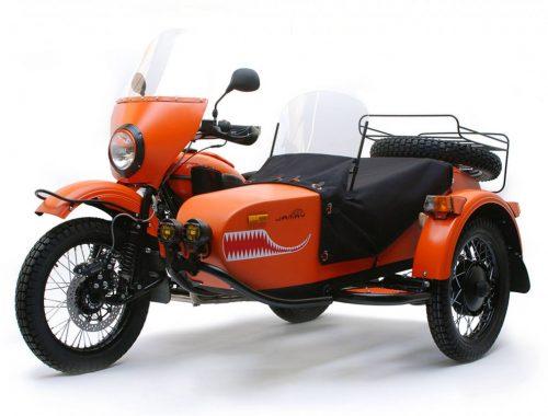 Не пора ли подарить мэру Биробиджана мотоцикл с люлькой?