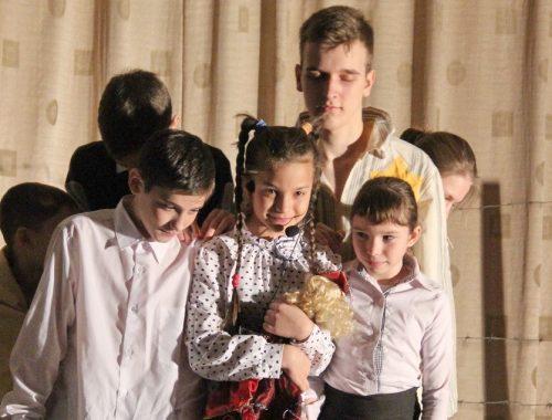 Спектакль, посвященный памяти жертв Холокоста, прошел в Биробиджане