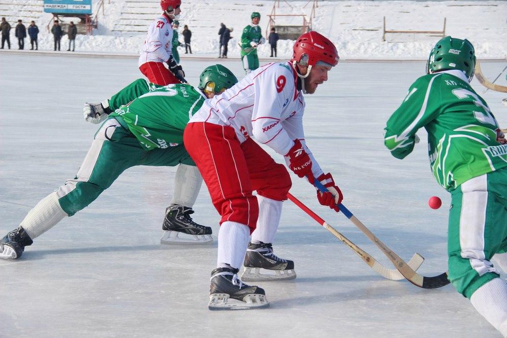 Надежды больше нет: биробиджанская хоккейная команда сыграла последние матчи