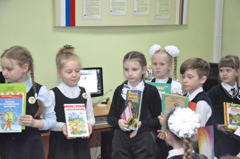 Международный день дарения книг отметили в Биробиджане