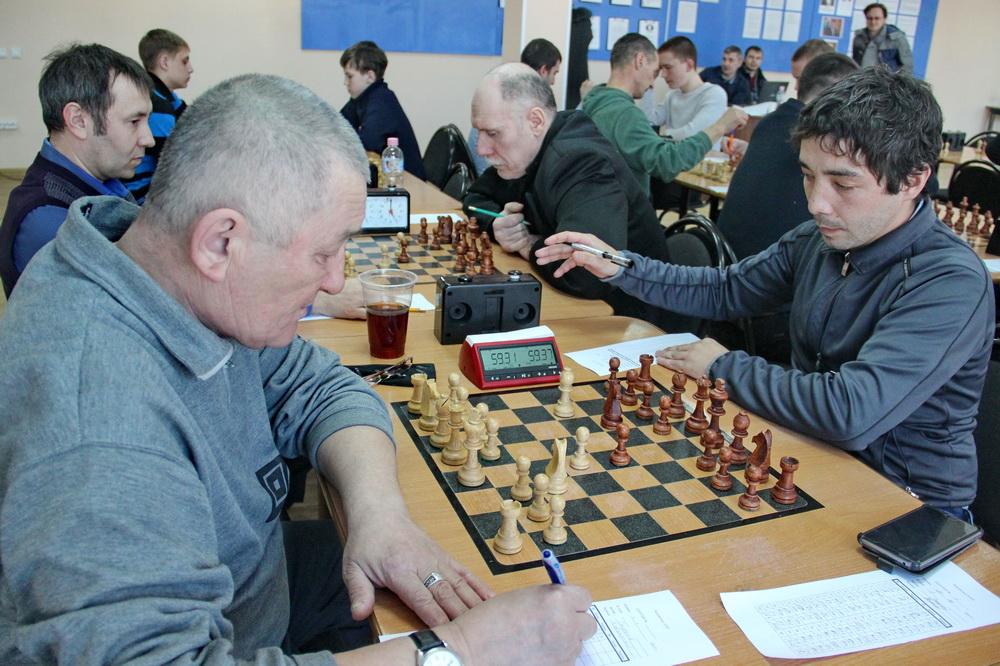 Открытый чемпионат ЕАО по шахматам завершился в Биробиджане