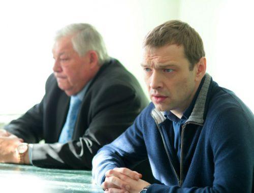 Вопросы реорганизации Теплоозёрской больницы обсудил вице-губернатор ЕАО Алексей Куренков с коллективом учреждения