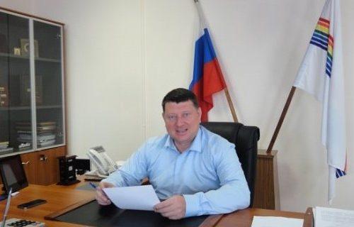 Виктор Орёл одним из первых открыл декларационную кампанию в ЕАО