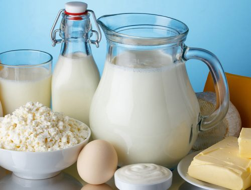 Жители ЕАО стали меньше употреблять молока в 2016 году