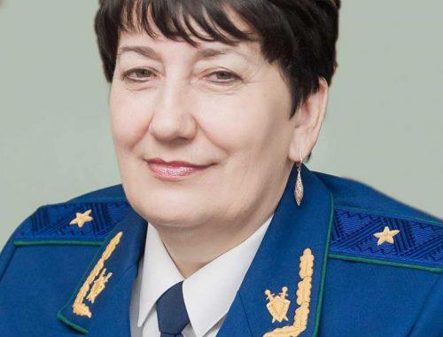 ИСТОЧНИК: Прокурор ЕАО Лидия Дьяконова собралась в отставку