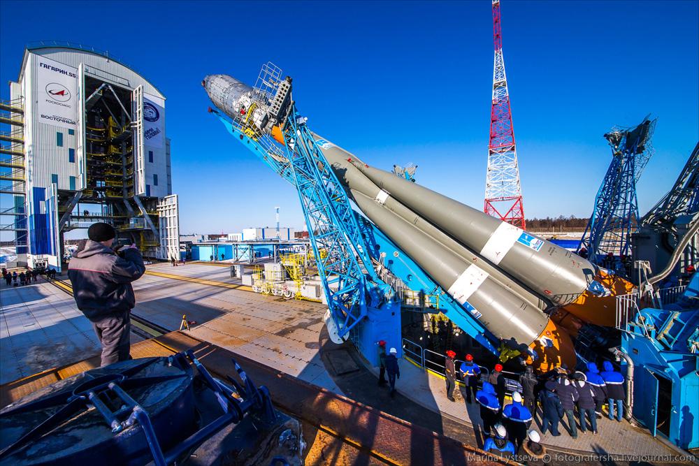 Из-за дальнейшего строительства космодрома железнодорожные перевозки цемента в ДФО вырастут на 5%