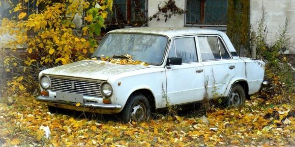 Легковые автомобили в ЕАО одни из самых старых в России