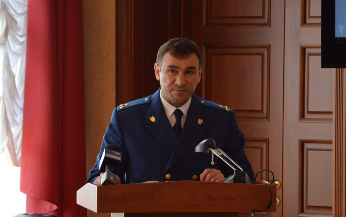 Депутаты Заксобрания согласовали кандидатуру Заурбека Джанхотова на должность прокурора ЕАО