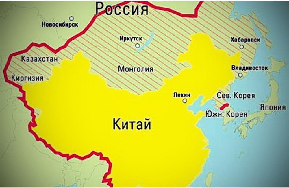 СМИ: Российский Дальний Восток может зачахнуть в тени китайского гиганта