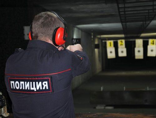 Охранники, полицейские и омоновцы ЕАО посоревновались в стрельбе