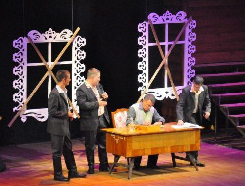 Постановка Биробиджанской филармонии удостоена престижной столичной награды