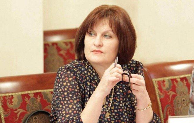 Скандал на дне ЖКХ: спикер Заксобрания Павлова покинула зал ГДК во время выступления мэра Коростелёва