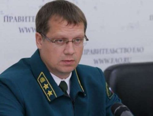 Максим Сироткин назначен на должность заместителя председателя правительства ЕАО