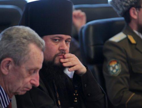 Владыку Ефрема избрали членом Общественной палаты России