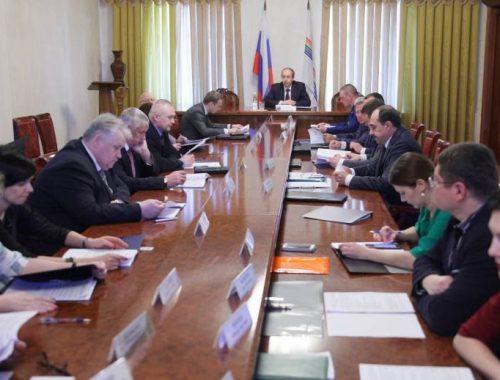 Вопросы борьбы с коррупцией обсудили в правительстве ЕАО