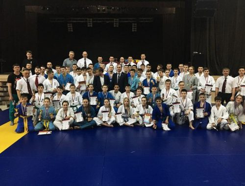 5 медалей завоевали биробиджанские спортсмены на соревнованиях по кудо в Благовещенске