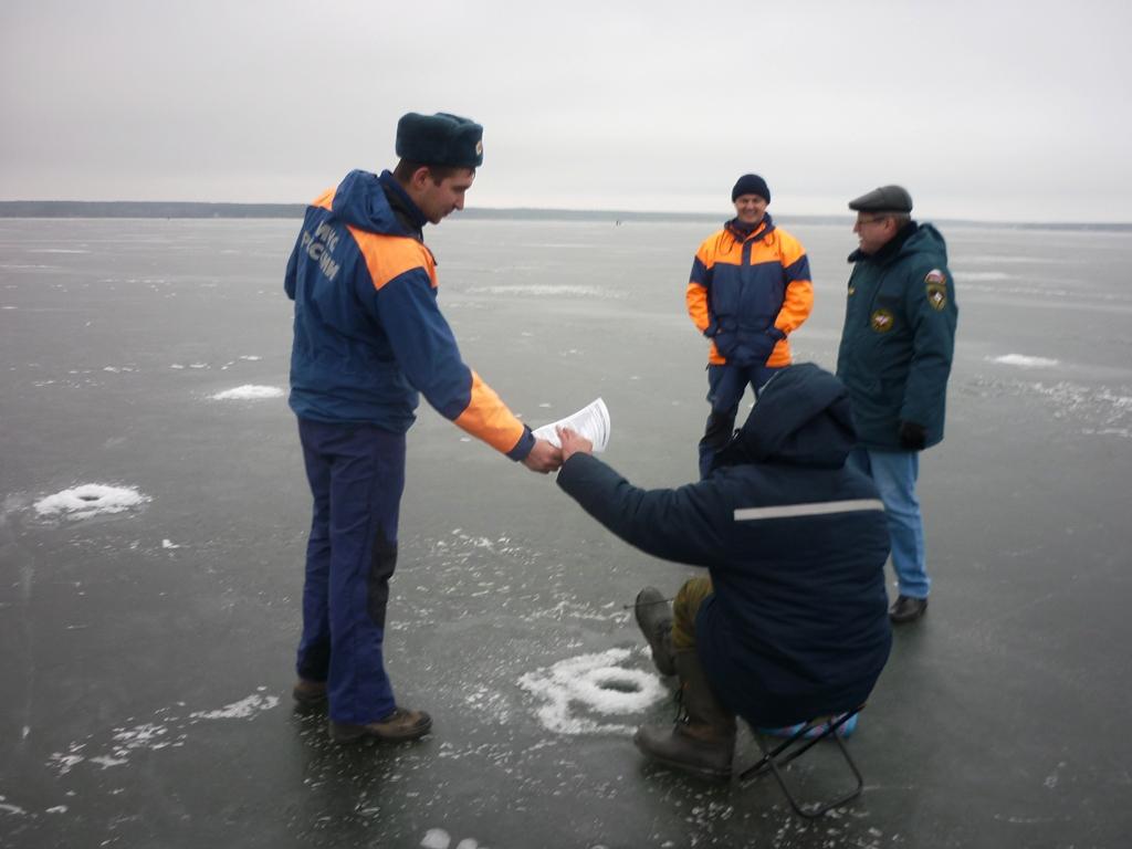 Безопасность на водоемах ЕАО контролируют сотрудники МЧС