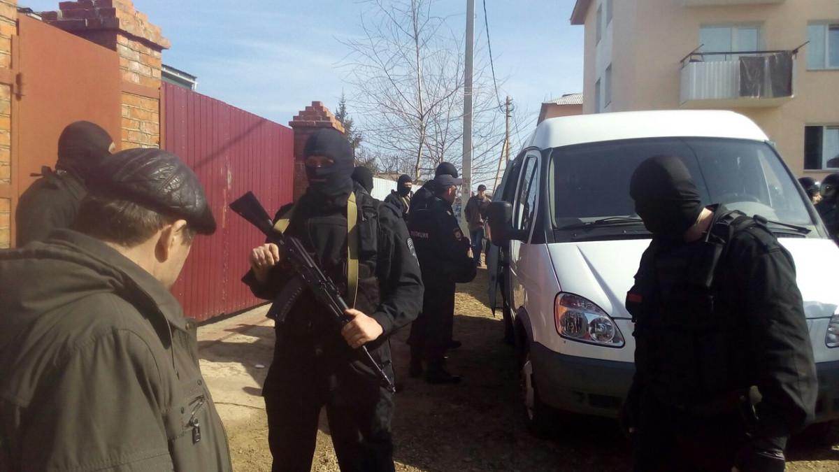 На месте предполагаемого задержания Ивана Проходцева начались массовые беспорядки