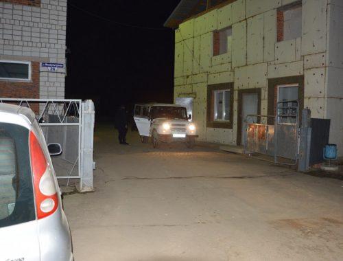 Силовики закончили обыск и покинули базу «Бирсантехмонтаж»