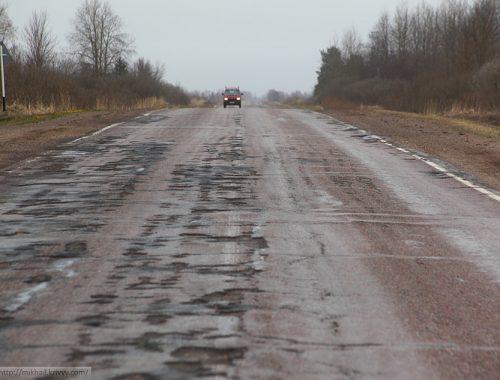 Почти 174 млн рублей получила ЕАО на развитие дорожной сети в текущем году