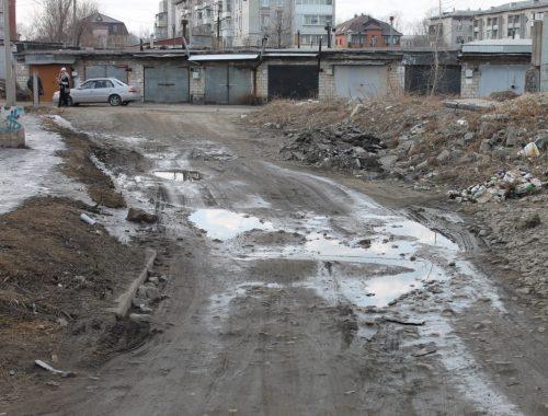 Активисты ОНФ обследовали проблемные участки дорог в Биробиджане