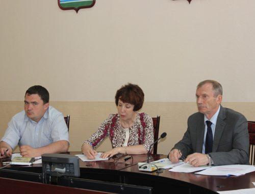 Организацию пассажирских перевозок в Биробиджане обсудили в городской Думе