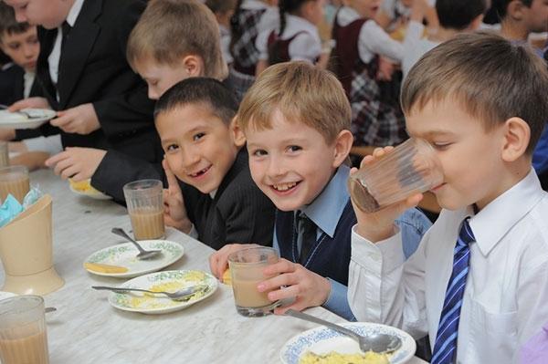 Роспотребнадзор: Пища в школьных столовых ЕАО не соответствует стандартам качества